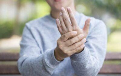 La main : maladies professionnelles